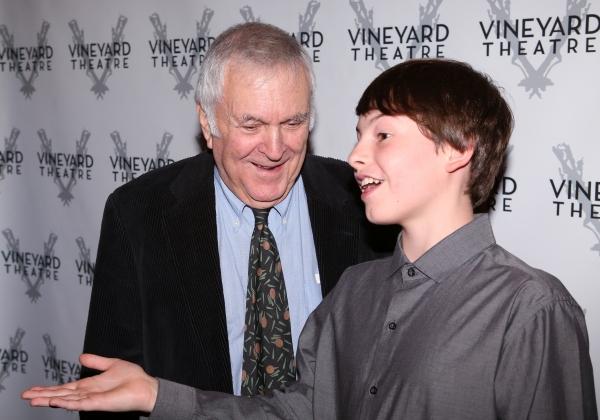 John Kander and Frankie Seratch  Photo
