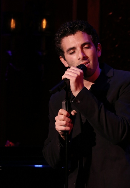 Photo Coverage: Jarrod Spector previews new show at 54 Below