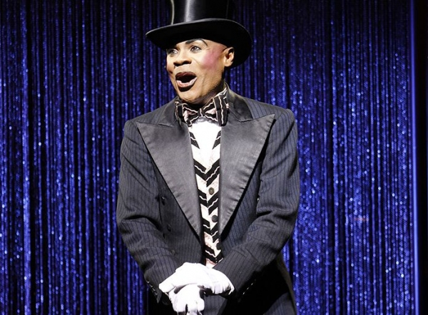 Photo Flash: First Look at Nathan Lee Graham, Hunter Ryan Herdlicka & More in CABARET at the Cincinnati Playhouse