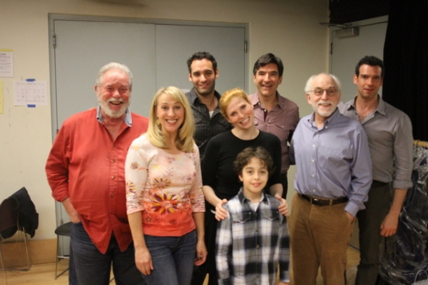 Chuck Karel , Leisa Mather, Jonathan Raviv, Russell Arden Koplin, Alex Dreier, Jonathan Hadley, Gorden Stanley, and Joe Paparella