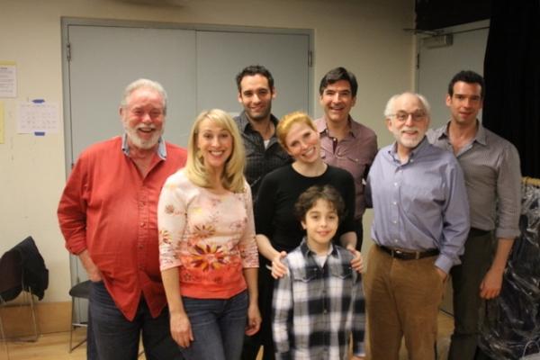 Chuck Karel , Leisa Mather, Jonathan Raviv, Russell Arden Koplin, Alex Dreier, Jonathan Hadley, Gorden Stanley, and Joe Paparella