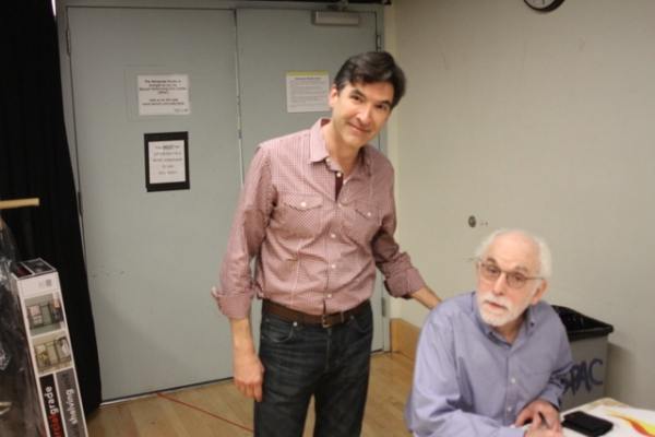 Photo Flash: In Rehearsal with National Yiddish Theatre - Folksbiene's LIES MY FATHER TOLD ME