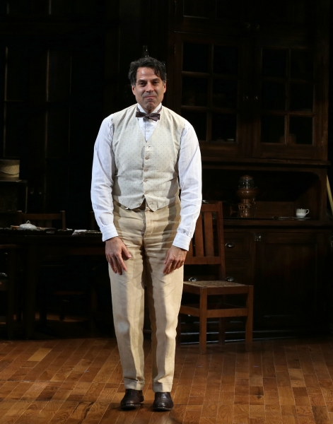 Photo Coverage: THE SNOW GEESE Cast Takes First Official Broadway Bow!