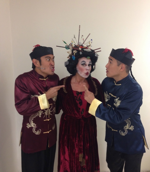 BWW Blog: Jesse Swimm of Tuacahn's MARY POPPINS - Good-Bye, Good Goody Girl…