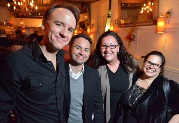 Photos: David Wilson Barnes, Jennifer Westfeldt, Jon Hamm and More Celebrate THE POWER OF DUFF Opening at Huntington