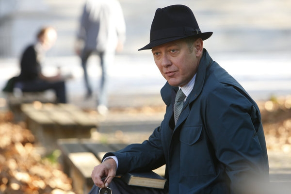 THE BLACKLIST -- ''Gina Zanetakos'' Episode 105 -- Pictured: James Spader as Raymond ''Red'' Reddington -- (Photo by: Will Hart/NBC)