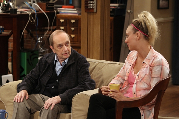 ''The Proton Displacement'' -- Sheldon feels slighted when Professor Proton (Bob Newhart) seeks advice from Leonard instead of him, and he seeks revenge by befriending a rival science TV host, Bill Nye, on THE BIG BANG THEORY, Thursday, Nov. 7 (8:00 Ã�¿�