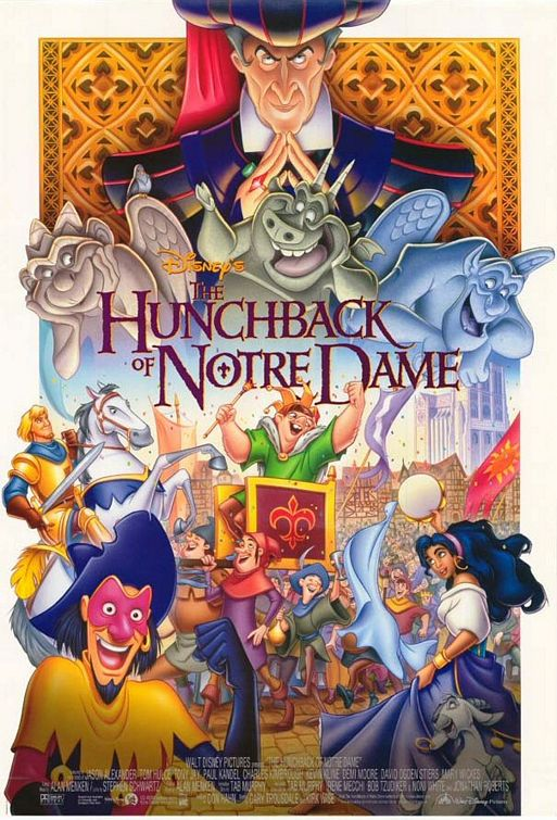 THE HUNCHBACK OF NOTRE DAME Stage Adaptation Developmental Lab Set For 2014! Auditions Announced & Dates Set