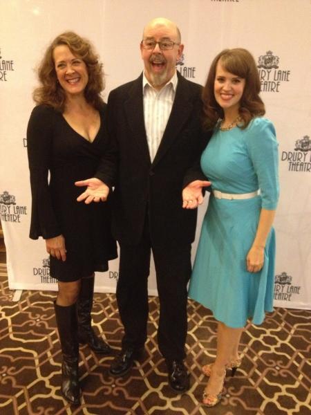 Karen Ziemba, David Lively, Emily Rohm