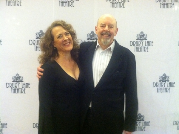Karen Ziemba and David Lively