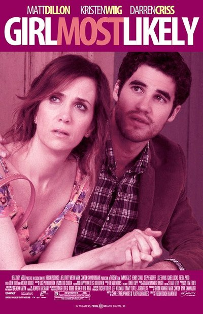 GIRL MOST LIKELY Starring Darren Criss Now Available To Download