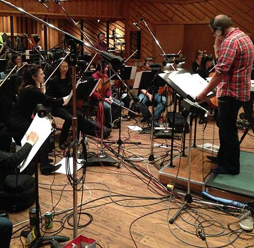 THE SOUND OF MUSIC Recording Sessions Round-Up! Carrie Underwood, Neil Meron & More Tweet