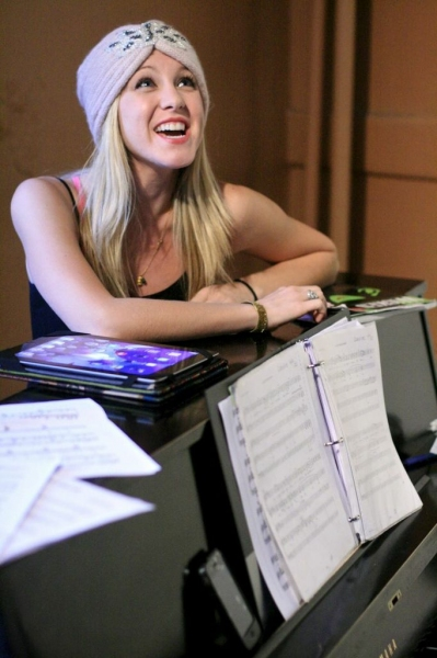 Photo Flash: Ciara Renee, Libby Servais, Jamal Shuriah and Friends Rehearse for SING FOR A CURE Concert