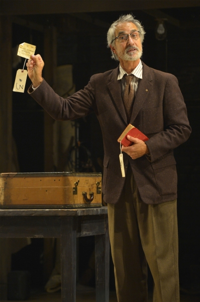 Photo Flash: First Look at David Strathairn in ACT's UNDERNEATH THE LINTEL