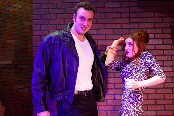 Photo Flash: Meet the Cast of Eagle Theatre's LITTLE SHOP OF HORRORS