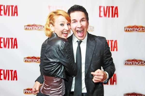 Hal Sparks of ABC XD''s ''Lab Rats'' with dancer Summer Soltis