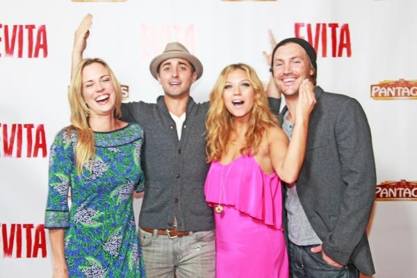 Kelly Sullivan (''General Hospital''), Eric Schneider (upcoming film IMAGINE) Vanessa Ray (CBS ''Blue Bloods''), Landon Beard (''Generation Um...'')