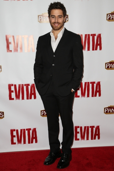 Photo Flash: Caroline Bowman, Josh Young, Sean MacLaughlin and More Celebrate EVITA Opening at the Pantages!