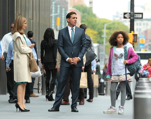 First Look At Bobby Cannavale In ANNIE Movie Remake! New Photos With Foxx, Byrne, Etc.