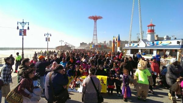 coney island usas 2013 childrens halloween parade - Halloween At Coney Island
