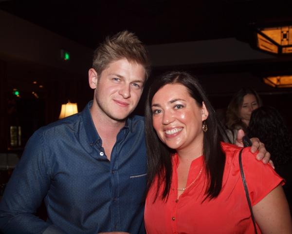 Michael Grant Terry and Rebecca Eisenberg Photo