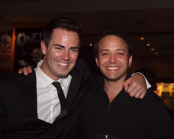 Michael Matthews and Marc Valera Photo