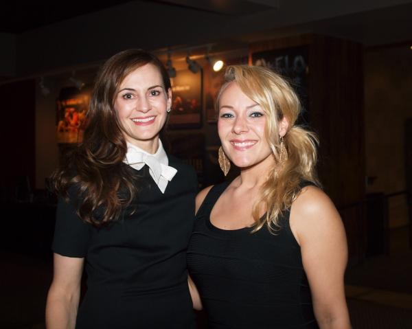 Deborah Puette and KrisTina Johnson