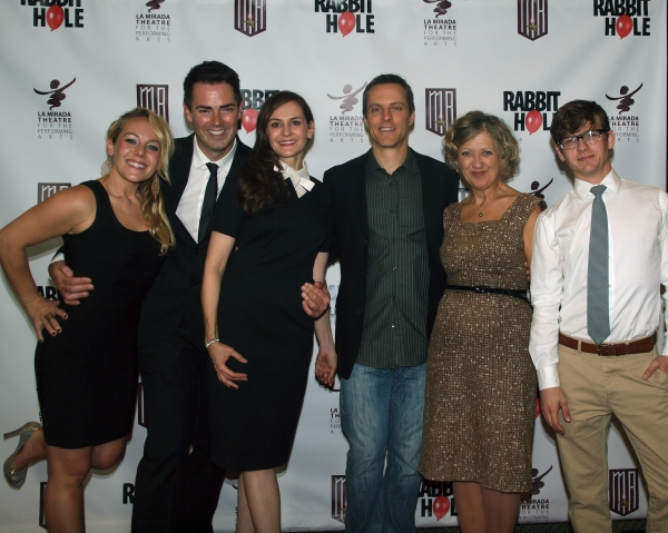 KrisTina Johnson, Michael Matthews, Deborah Puette, Michael Polak, Lori Larsen, and Seamus Mulcahy