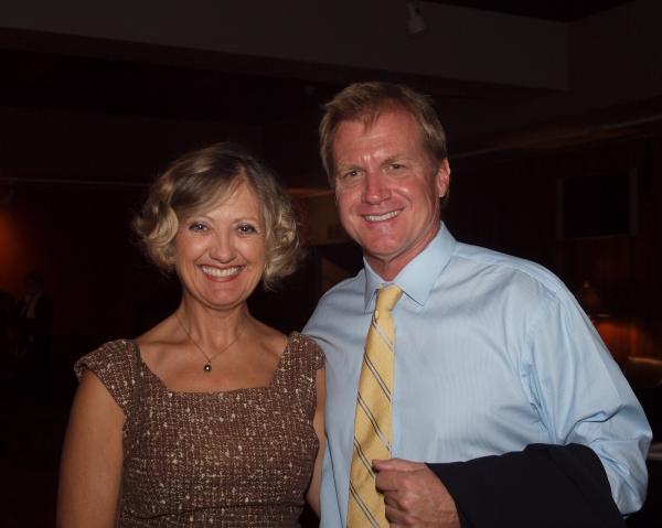 Lori Larsen and Tom McCoy