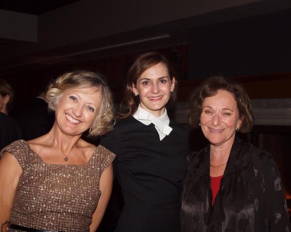 Lori Larsen, Deborah Puette, and Eileen T'Kaye