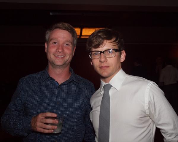 Ryan Bergmann and Seamus Mulcahy
