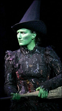 10 Years of Oz: A WICKED Anniversary Countdown- Elphaba Flashback!