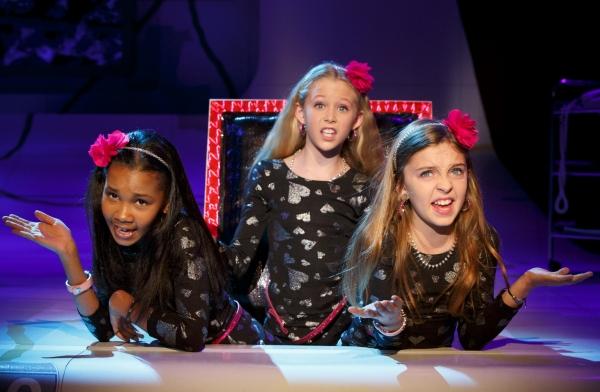 Leonay Shepard, Miranda McKeon, Alivia Clark Photo