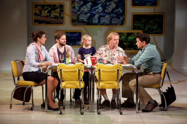 Photo Flash: First Look at Will Swenson, Stephanie J. Block & More in Second Stage's LITTLE MISS SUNSHINE
