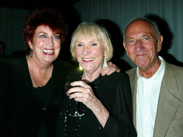 Marcia Wallace and Brett Somers with her Ex-Husband Jack Klugman.An Evening with Bret Photo