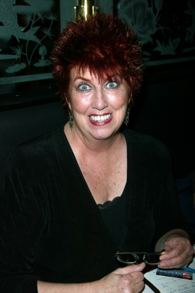 Marcia Wallace attending a performance of An Evening with Brett Somers at Danny''s Ca Photo