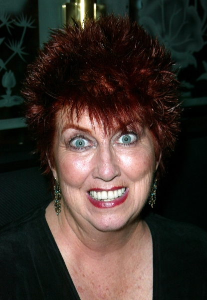 Marcia Wallace attending a performance of An Evening with Brett Somers at Danny''s Cabaret  on West 46th Street in  New York City. July 28, 2003