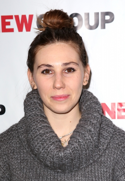 Photo Coverage: Backstage at New Group's CRIMES OF THE HEART Benefit Reading with Allison Williams, Zosia Mamet & More!