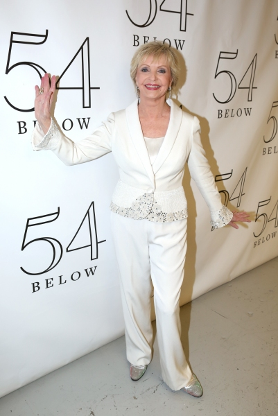Exclusive Photo Coverage: Florence Henderson Plays 54 Below