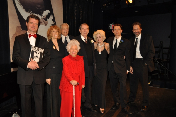 David Staller joins tonights cast-Michael Cumpsty, Beth Ertz, Robert Osborne, Charlot Photo