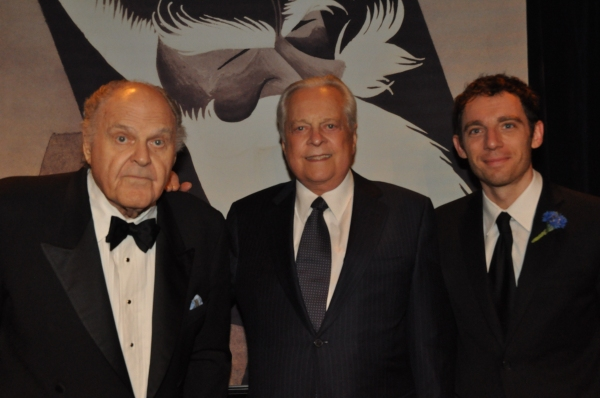 George S. Irving, Robert Osborne and Max Gordon Moore
