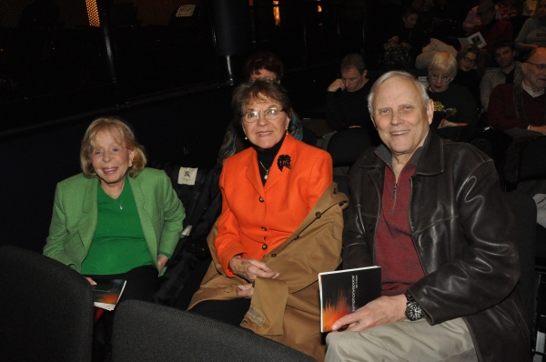Anita Jaffe, Florence Teuscher and Frank Skillern Board Members of Gingold Theatrical Photo