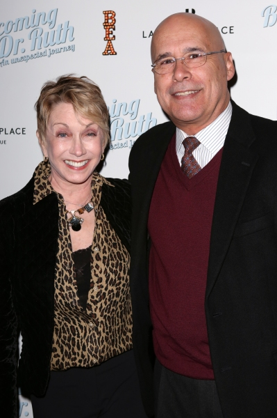 Sandy Duncan and husband Don Correia