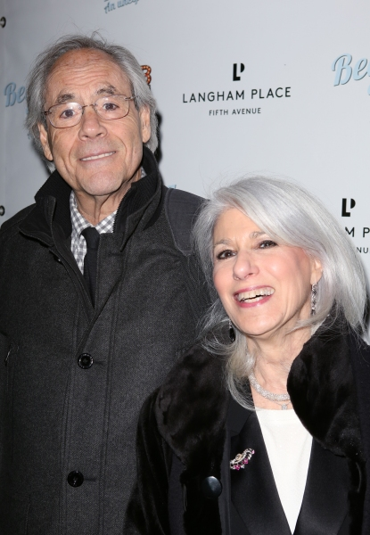 Robert Klein and Jamie deRoy
