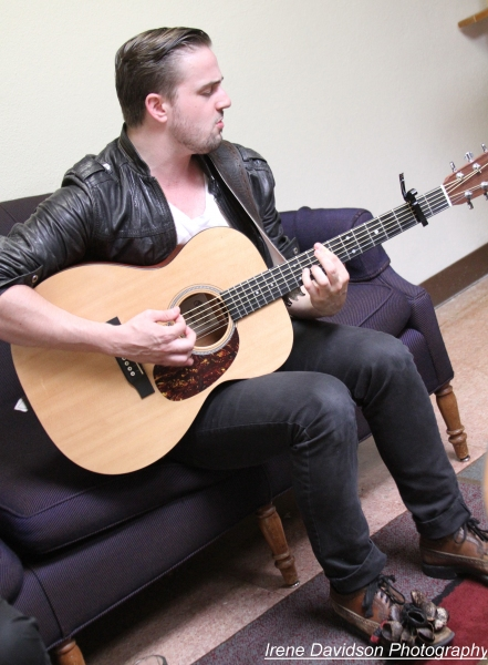 BWW Interviews: Singer/Songwriter SETH GLIER and His Latest Projects