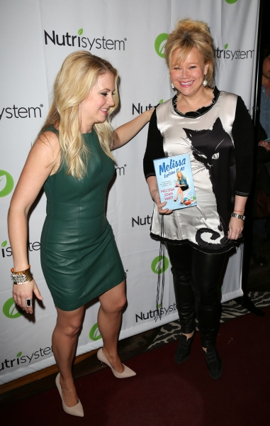 Melissa Joan Hart with Caroline Rhea City.