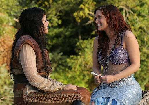 Photo Flash: First Look - Meet 'Ariel' on the Next ONCE UPON A TIME