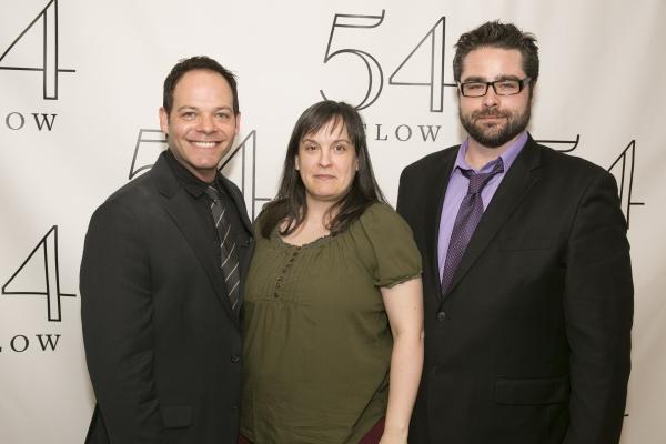 Bobby Cronin, Johanna Pinzler and William Demaniow Photo