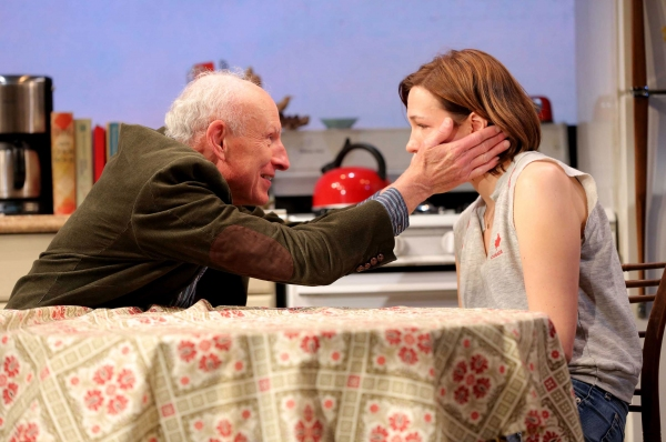 James Rebhorn and Rebecca Henderson