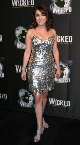 Photo Coverage: GOOD NEWS! WICKED Celebrates 10 Years on Broadway- Inside the After Party!
